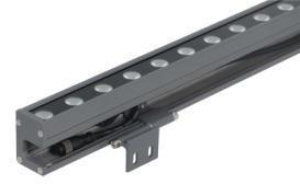 Линейные прожекторы для архитектурной подсветки RGBW