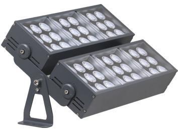 Лучевые прожекторы для архитектурной подсветки с углом луча 1°