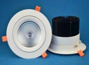 Встраиваемый поворотный светодиодный светильник PR-DL-R-50W