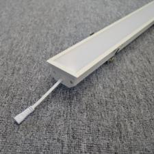 Встраиваемый линейный светодиодный светильник PR-RK7540 30W